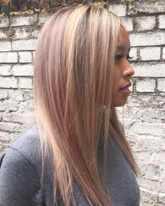 Control Blading With These Tips And Tricks - Best For Hair Regrowth Semi Permanent Hair Color, Creative Colour, Hair Regrowth, Hair Colour, Cut And Color, Pastel Pink, Pink Hair, Colouring, Blush