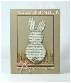 Inch of Creativity: Mr. Bunny