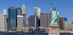 إن تمثال الحرية موجود في الولايات المتحدة بالذات، ودون إي مكان آخر في العالم؛ لأن الناس عادة لا يقيمون التماثيل إلا للموتى!  جورج برنارد شو
