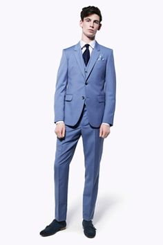 Alexander McQueen Spring 2013 Menswear Collection on Style.com: Complete Collection