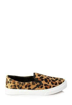 Summer 2014 Hottest Fashion Trends: Unleash your inner jungle cat with these printed sneakers - Hubub