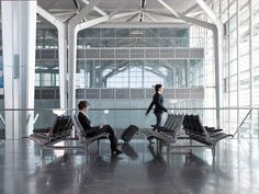 Eames: The Best in Airport Seating | Eames Office