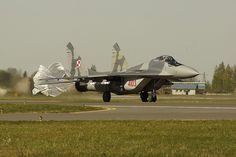 Polish Air Force in Lithuania Siauliai Air Base. Spring 2014 29 4103 by Karel1999, via Flickr