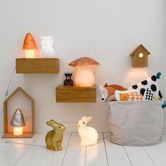 Lampe Mushroom & Lapinou AM.PM