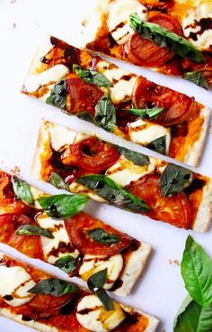 Tomato, bocconcini, and basil salad is one of my all-time favourites. Have you had it? Fresh, juicy tomatoes, a little salt and pepper, slices of bocconcini cheese and fresh basil, topped with a dr…