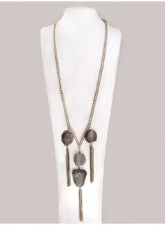 Dankov Necklace in Silver. IGIGI by Yuliya Raquel. www.igigi.com