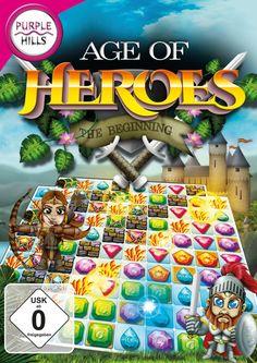Age of Heroes - The Beginning. Sei ein Held und rette die Welt! Ein Bösewicht ist aus dem Gefängnis ausgebrochen und dürstet nach Rache. Sein Ziel ist es, die Welt in Unglück und Verderben zu stürzen! Der Frieden des Landes ist gefährdet! Eine kleine Gruppe unbeugsamer Helden ist bereit, dem Bösen entgegenzutreten. Begib dich mit ihnen auf ein spannendes Match3-Abenteuer und stelle dich dem Schurken in den Weg.