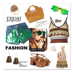"""Fresh perspective"" by zabead ❤ liked on Polyvore featuring Georgia Perry, Anya Hindmarch, Hedi Slimane, Christina Debs, Isabel Marant, Chanel, RetroSuperFuture, The Row, Au Jour Le Jour and STELLA McCARTNEY"