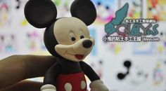 Modelling Mickey Mouse tutorial