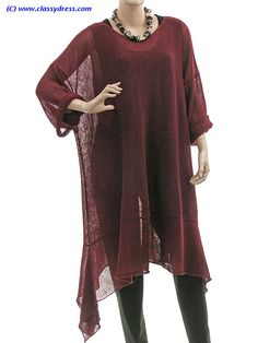 lagenlook clothing   ... - CLASSYDRESS Lagenlook Art to Wear Women's Clothing