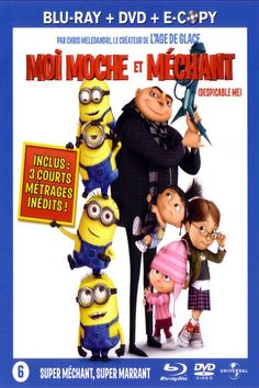 Watch Despicable Me (2010) Full Movie HD Free Download