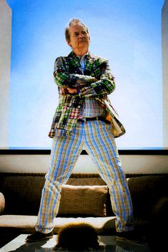 i love this man.  Bill Murray at the Cannes Film Festival 2012      I watched Rushmore last night. This dude's got style.