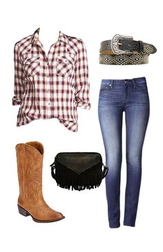 5 Cute Calgary Stampede Outfits Picked by a Hometown Girl - Flare