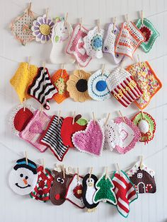 A Year of Dishcloths 52 different crochet dishcloth patterns to download