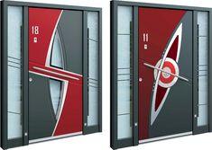 Puerta entrada hierro - Steel front door