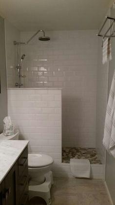 23 Ideas small basement remodel diy walk in shower – Diy Bathroom İdeas Small Basement Remodel, Small Shower Remodel, Basement Remodeling, Remodel Bathroom, Restroom Remodel, Bathroom Remodeling, House Remodeling, Basement Ideas, Remodeling Ideas