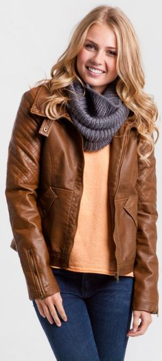Rip Curl Rock On Jacket // Fall Style