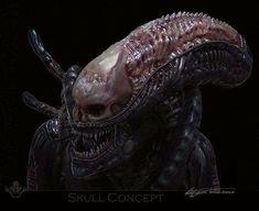 posted by gaming1empire via instagram :   《Λ L I Ξ N  Skull Concept》by @michael.chenlin #alienday#xenomorph#alien#aliens#alien3#alienresurrection#alienisolation#aliencovenant#xenomorphs#avp#alienvspredator#mkx#mortalkombatx#mkxl#mortalkombatxl#ridleyscott#ellenripley#fanart  alienday,alienresurrection,mkxl,fanart,aliens,alienvspredator,alien3,ellenripley,avp,xenomorph,mortalkombatx,alien,aliencovenant,mortalkombatxl,ridleyscott,mkx,xenomorphs,alienisolation