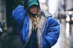 Raincoats For Women, Jackets For Women, My Childhood Friend, Alpha Female, Miroslava Duma, Rain Jacket, Windbreaker, Winter Jackets, Mens Fashion