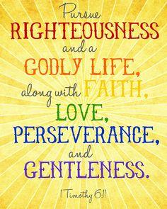 1 Tim. 6:11