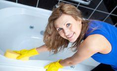 5 prácticos consejos para limpiar el baño