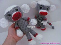 sock Monkey August 2014
