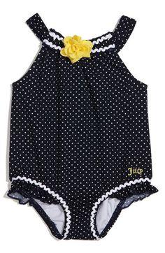 juicy couture baby swim suit