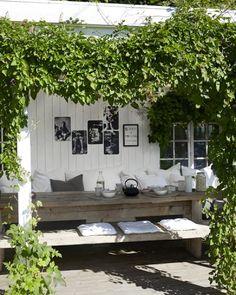 Great Outdoor Spaces – Patio Porch Ideas