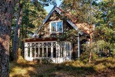 Trädgård - Ljungskogen