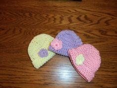 Crochet baby hatNewborn to 3 months by StepstoAdoption on Etsy, $6.00