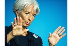 Canada should be economic model, IMF chief says