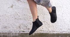 Handcrafted minimalist footwear offered in custom fit & colors. Womens Leather Ankle Boots, Barefoot Shoes, Capsule Wardrobe, Footwear, Handmade, Outfit, Fashion, Recipes, Outfits