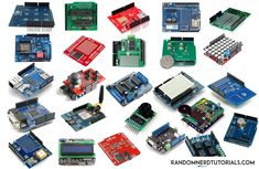 Arduino shields are boards that will expand the functionalities of your Arduino. You just need to plug them over the top of the Arduino board.