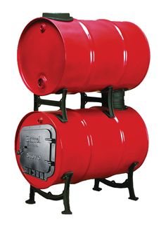 Features:  -Material: Premium cast iron.  -Use with US stove item BSK1000.  -Get more heat from your barrel stove.  -Easy Installation.  -Manufacturer provides 1 year warranty.  -Includes: 2 collars,