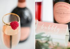 Rosé tasting