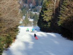Une sortie de ski dans mon pays bleu ! – Vallée Bleue le 26 novembre 2017 – Zone.Ski: Tout pour le ski, pour tous les skieurs du Québec