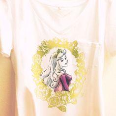 Aurora Floral Shirt   Disney Sleeping Beauty