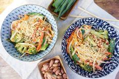 The Tasty K   Creamy Pad Thai   http://thetastyk.com