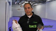 Bacti barrier How-To-Use Video by Maryland Video Producer StratDV Video ...