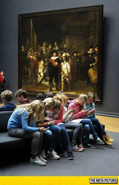 Our Generation At The Museum