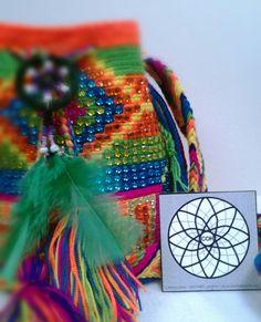 Coh mochilas decoradas