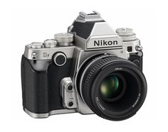 Nikon Retro Desing DSLR Camera Df