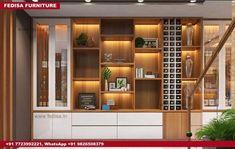 Living Room Partition Design, Living Room Tv Unit Designs, Pooja Room Design, Dining Room Design, Dining Rooms, Wardrobe Design Bedroom, Modern Bedroom Design, Built In Furniture, Furniture Design