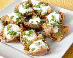 Potato Skins....(this is why they sell taters in a ten pound bag)