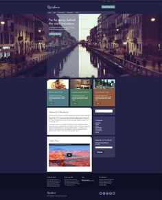 Residence - Hotel WordPress Theme by Diverse Themes on Creative Market