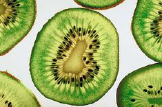 Close Up Of Kiwi Fruit Image In Still Life Photography