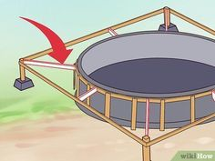 How to Build a Deck Around an Above Ground Pool. When you build a deck around an above-ground pool, you instantly increase the value, attractiveness and functionality of your. Piscina Diy, Piscina Pallet, Piscina Intex, Oberirdischer Pool, Diy Pool, Above Ground Swimming Pools, Swimming Pools Backyard, In Ground Pools, Intex Above Ground Pools