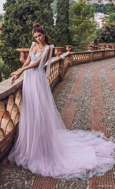 """Anna Sposa 2019 Wedding Dresses — """"Bella Sicilia"""" Bridal Collection abd7a8cd67e"""