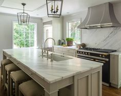 """1,939 Likes, 19 Comments - Home Bunch (@homebunch) on Instagram: """"This #Kitchenrenovation will leave you feeling #inspired! See all of the details on Home Bunch…"""""""