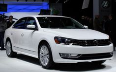 Today's car of the day is the birthday car. That's right, it is the Volkswagen Passat!
